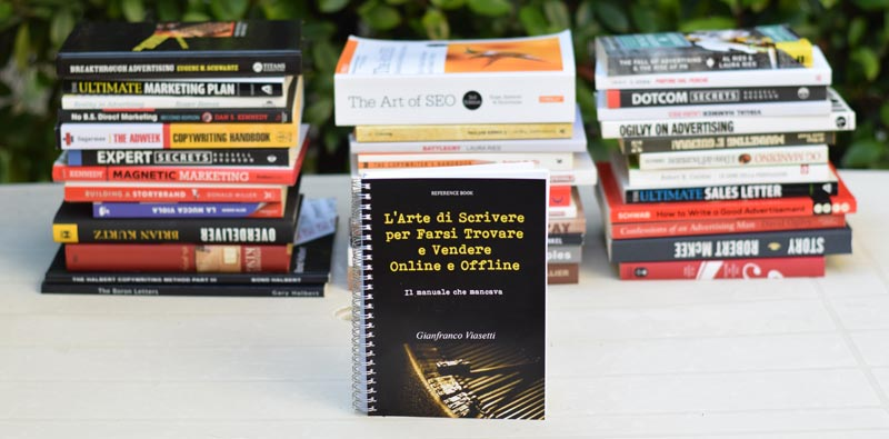 Libri sul copywriting